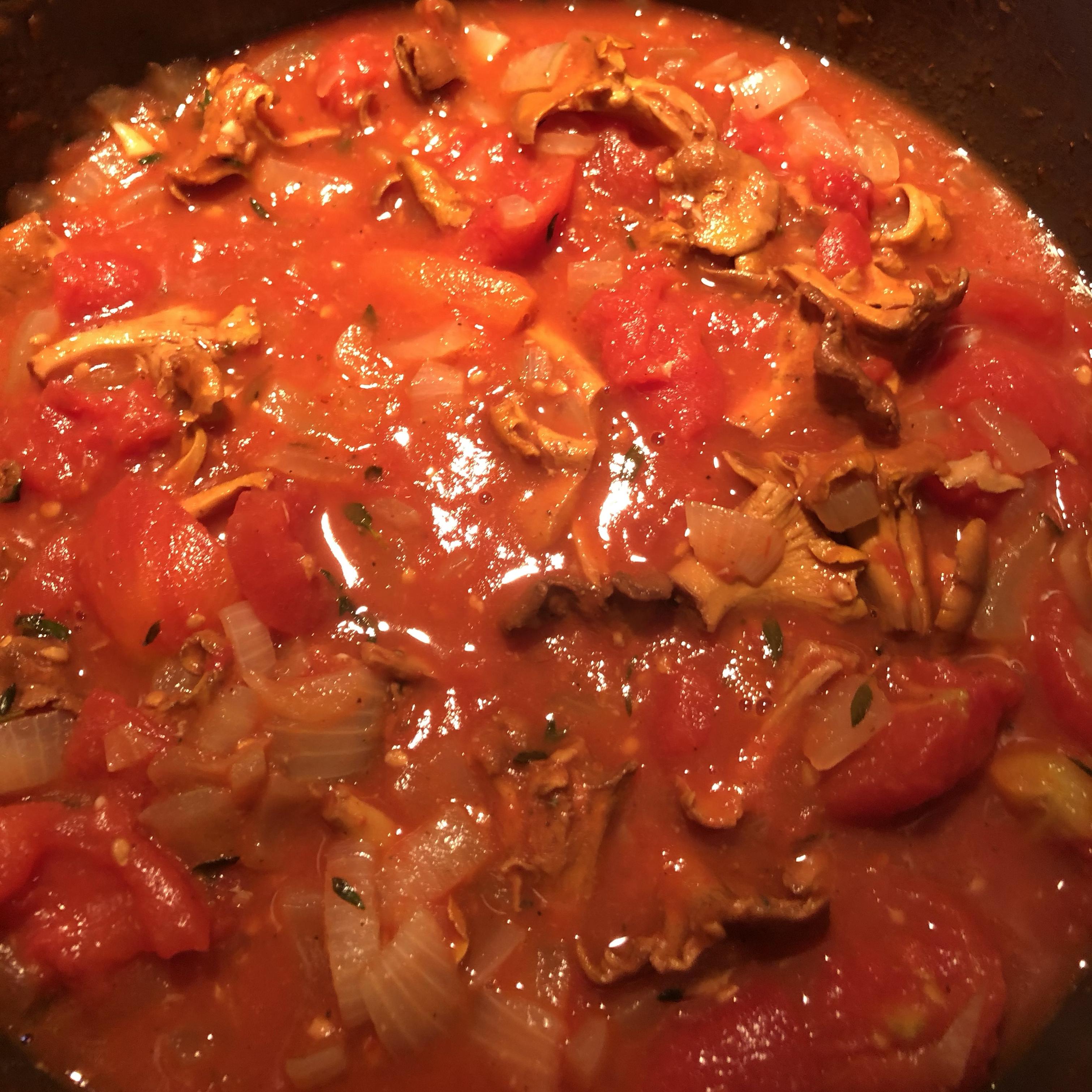 Mushroom Stew Heather Andrews Kosinski