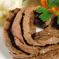 Tender Flank Steak