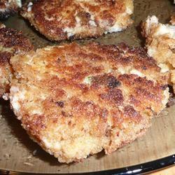 Ginger Crab Cakes dakota kelly
