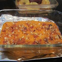 Gourmet Sweet Potato Souffle latina8991