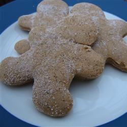 Basic Gingersnap Cookies KKARENG4
