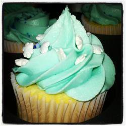 Heavenly White Cake