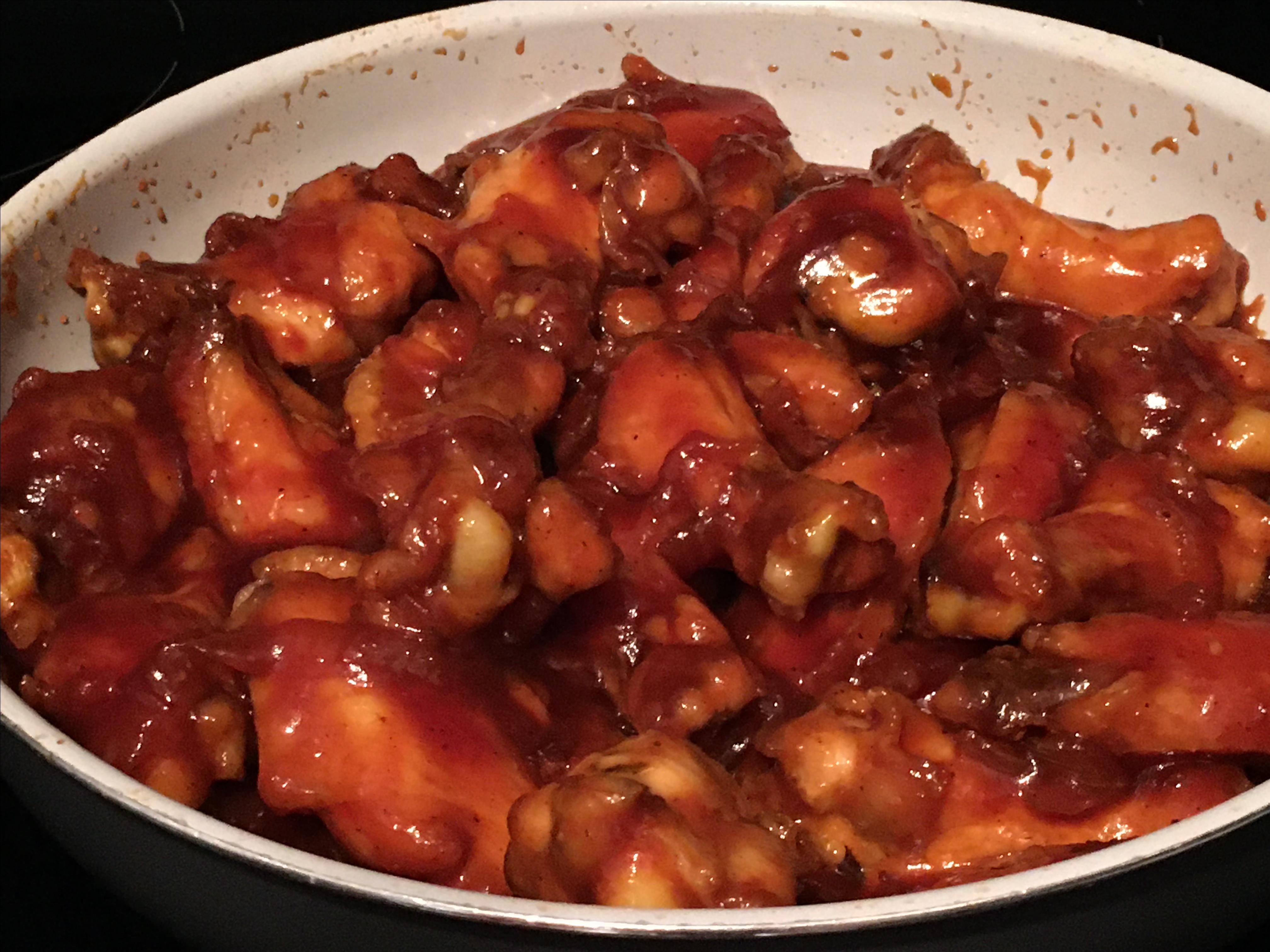 Honey BBQ Sauce ashbee