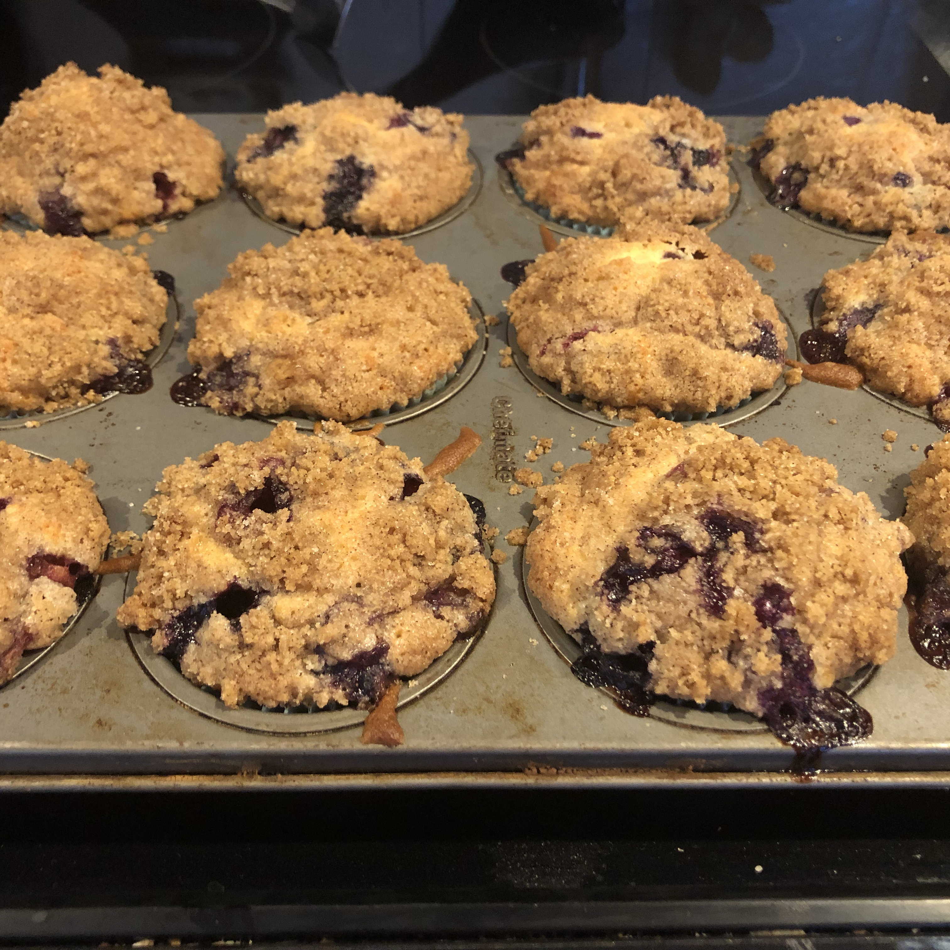 To Die For Blueberry Muffins crogers-rivera