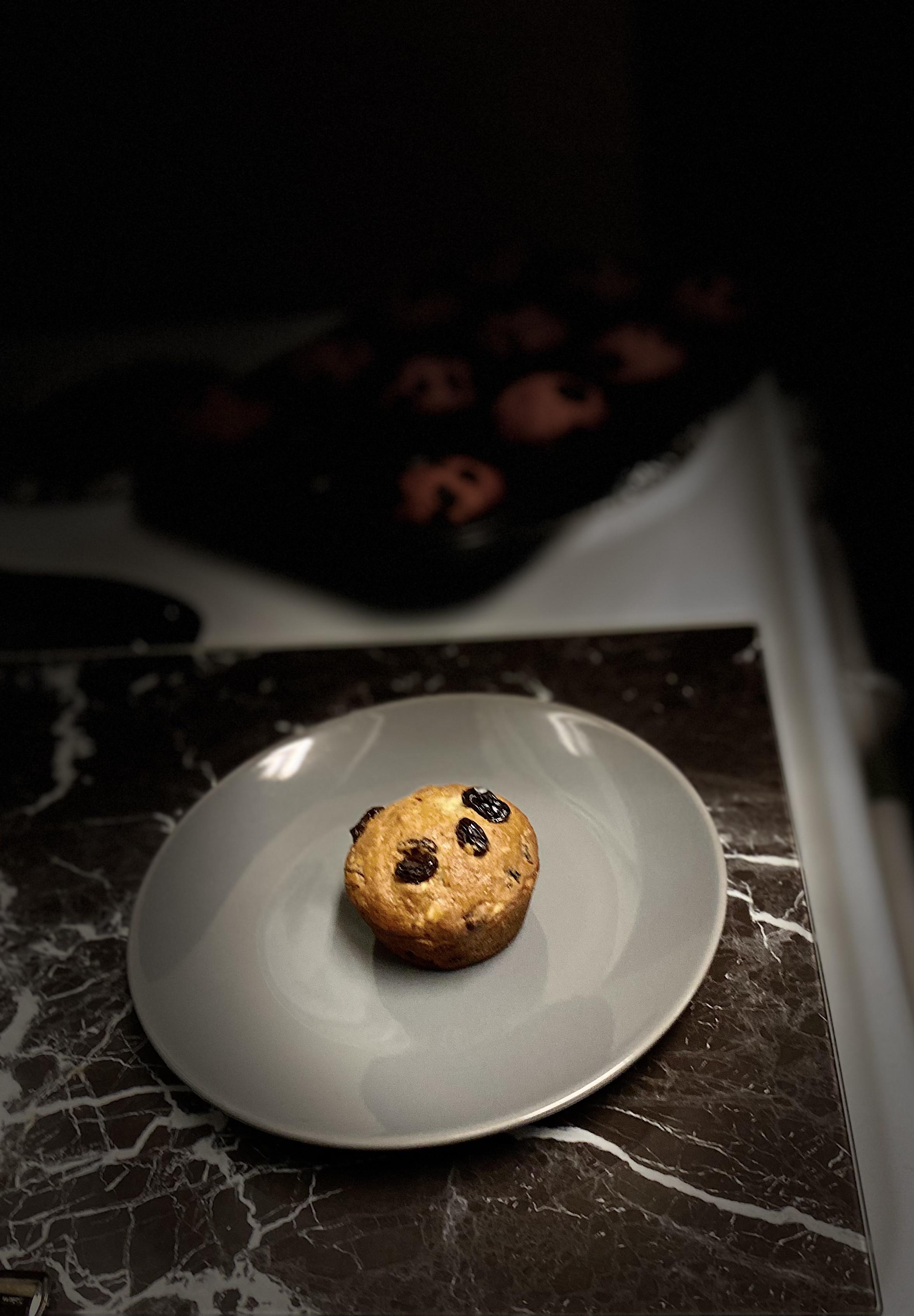 Banana Muffins II