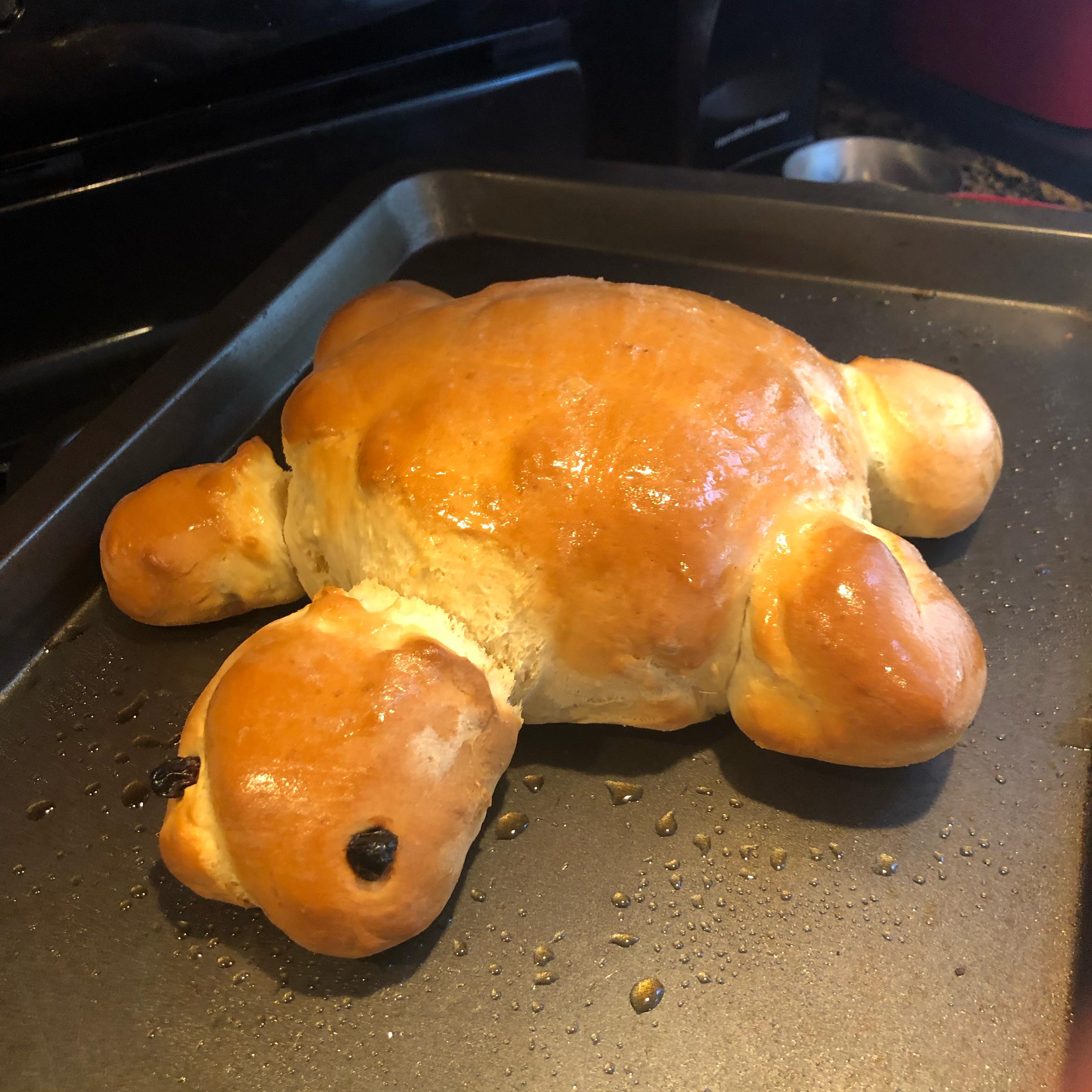 Turtle Bread Annette