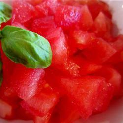 Tomato Concasse pelicangal
