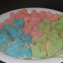 Grandma Abbey's Christmas Cookies Shahn Morgan Allen
