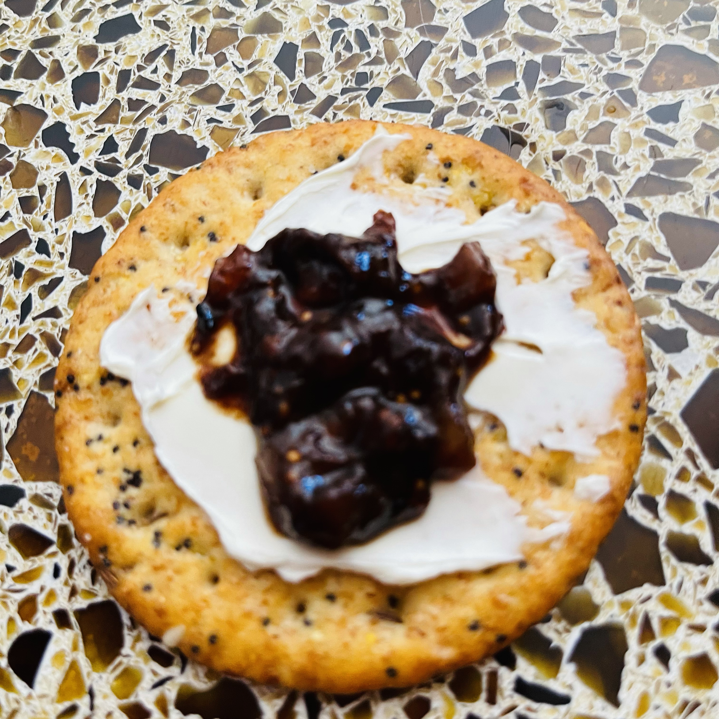 Fig and Onion Spread Chriscat