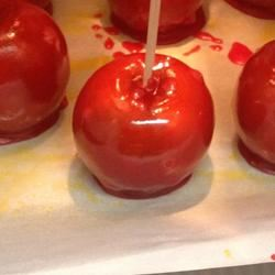 Candied Apples I Jacolyn