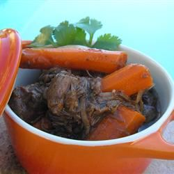 Hearty Slow Cooked Beef Stew mauigirl