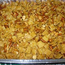 Caramel Snack Mix Angela B.