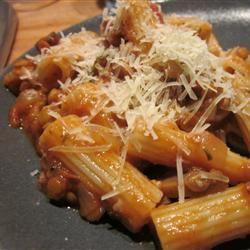 Sicilian Lentil Pasta Sauce Jessica Paige