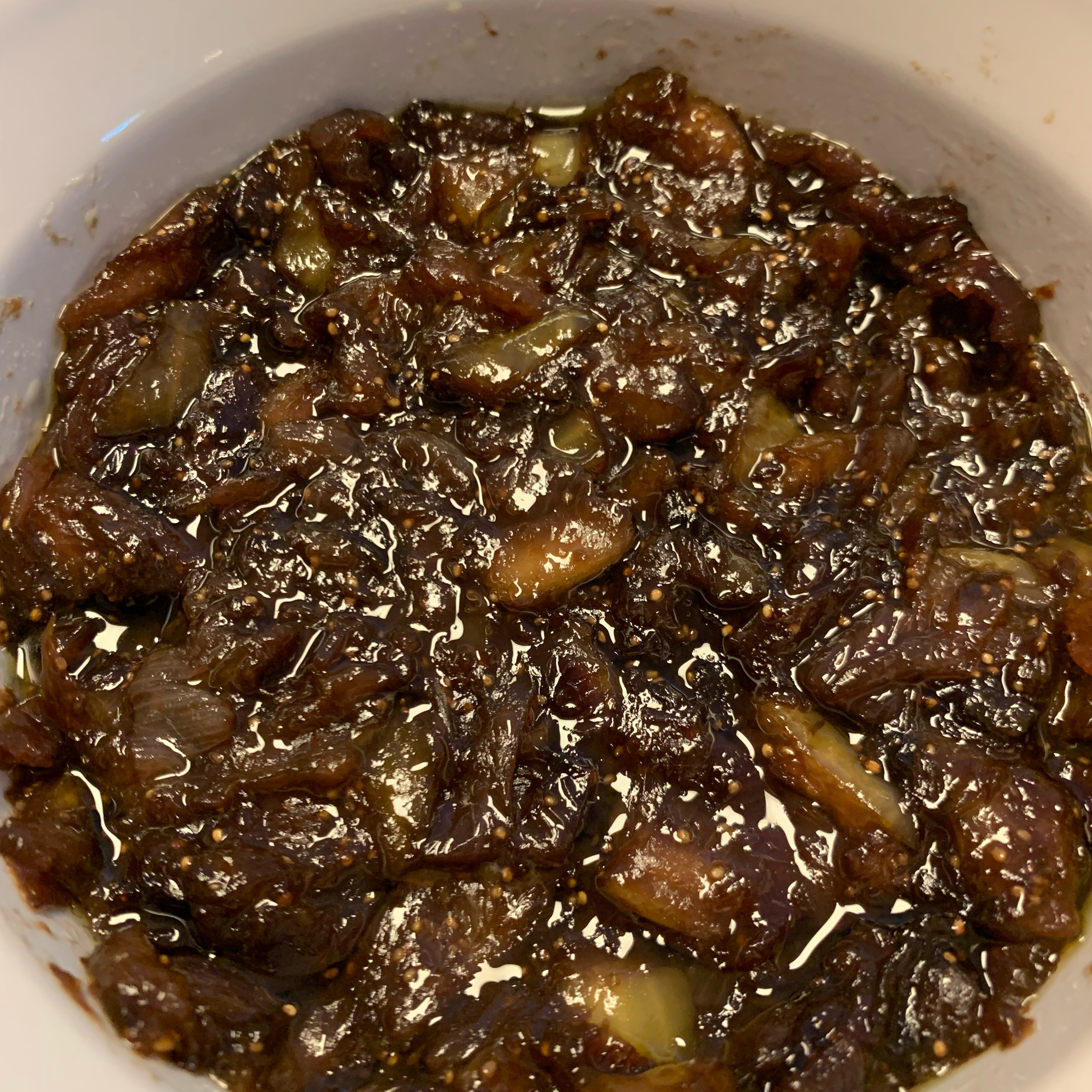 Fig and Onion Spread