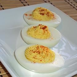 Southern Deviled Eggs Happyschmoopies