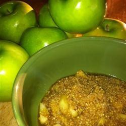 Apple Cinnamon Breakfast Quinoa gonefishn