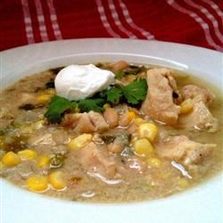 Spicy White Chili with Chicken My Hot Southern Mess