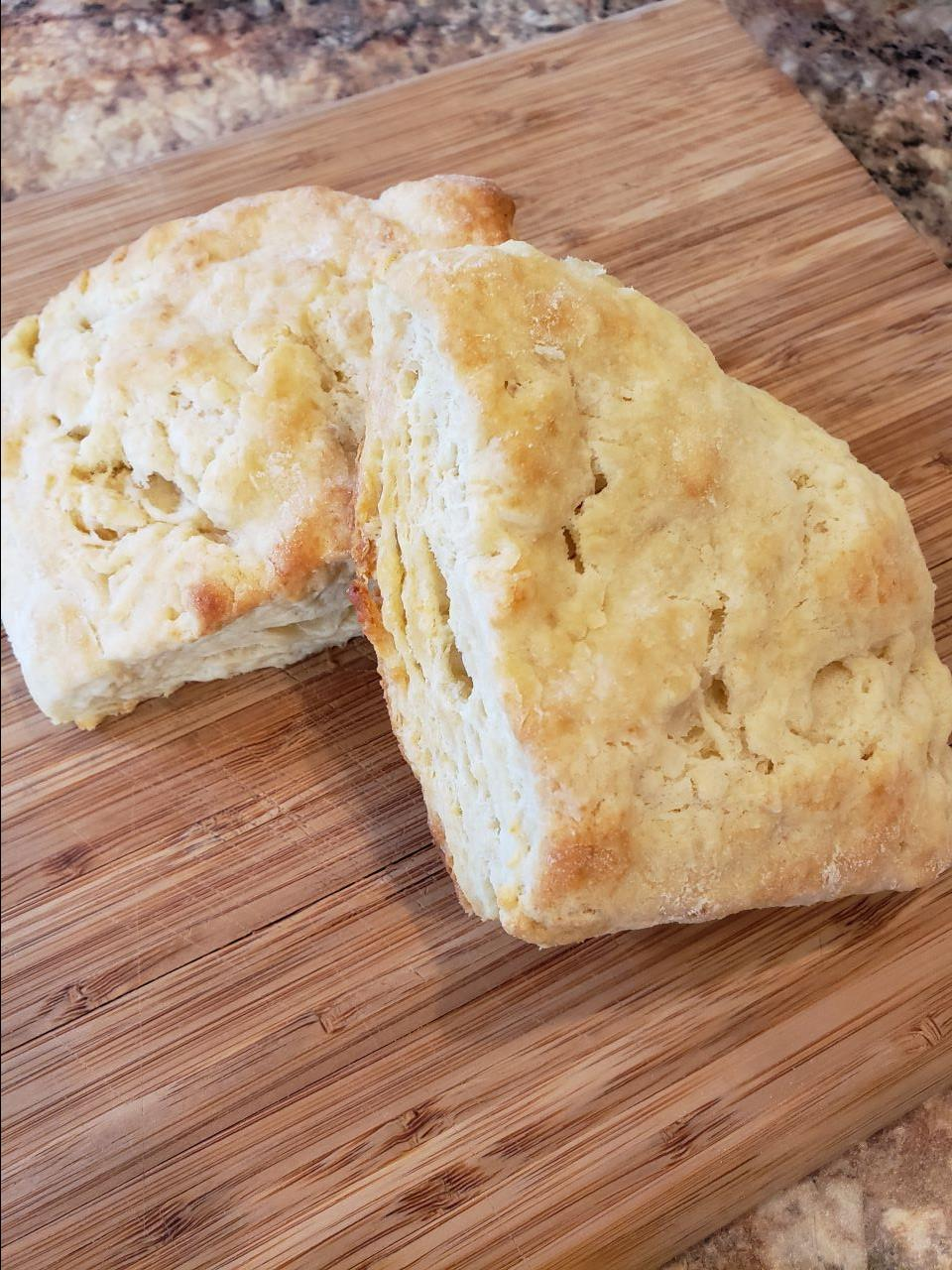 Southern Cream Biscuits