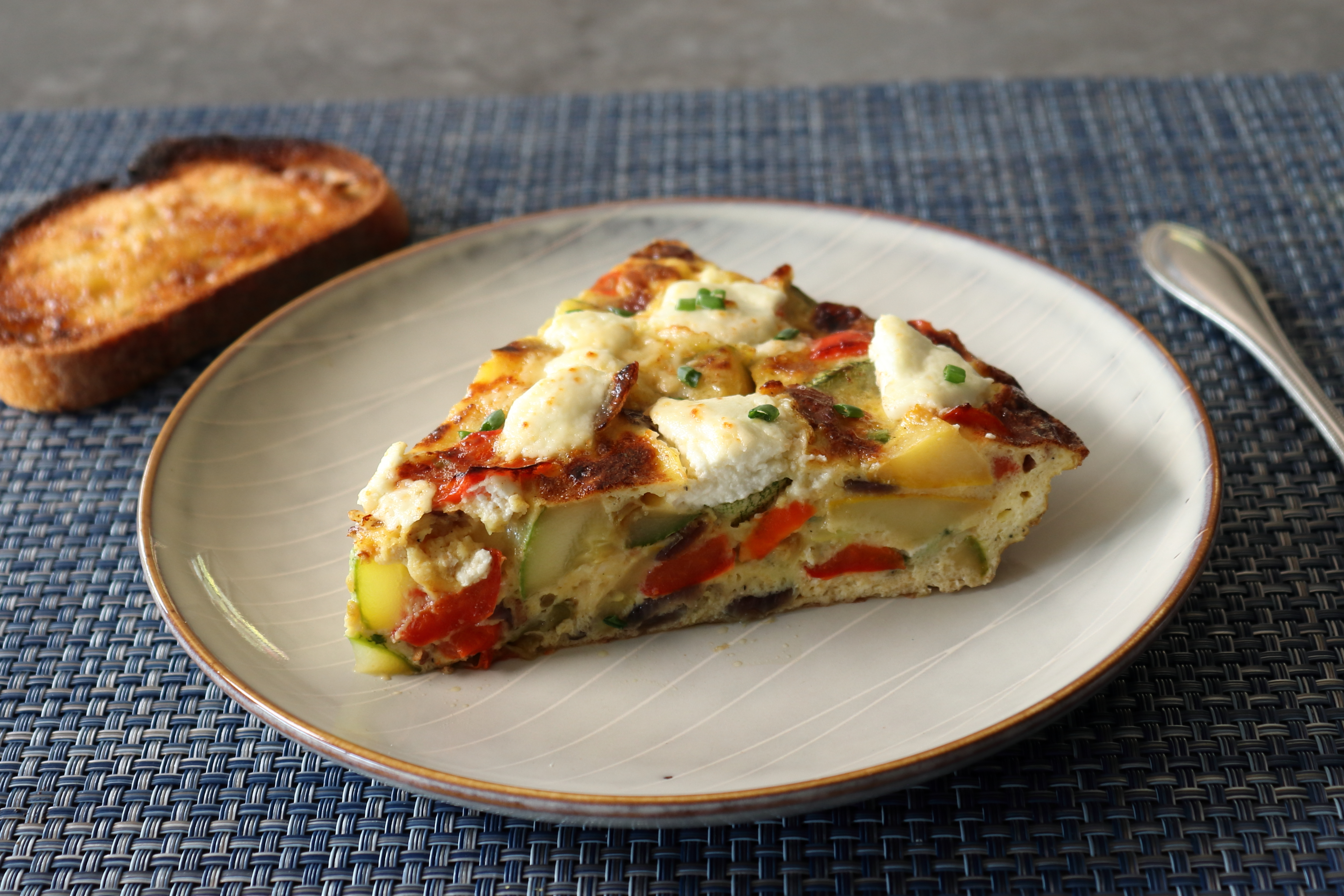The Farmer's Frittata (Italian-Style Omelet) Chef John