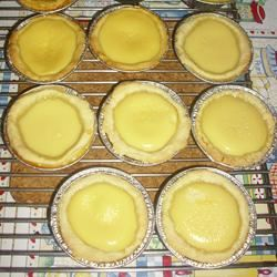 Egg Tarts II Juhaini