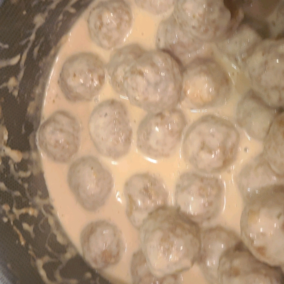 Easy Swedish Meatball Sauce