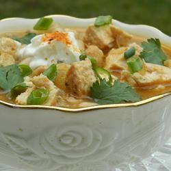 White Bean Chicken Breast Chili Stirring up Trouble