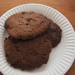 Winter Energy Cookies