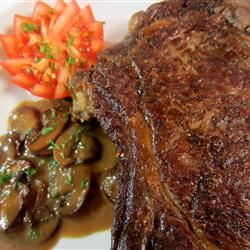 Portobello Port Sauce for Steak