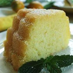 Lemon Fiesta Cake