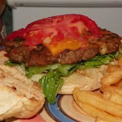 The Perfect Basic Burger