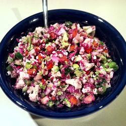 Chef Bevski's Greek Salad lovestohost