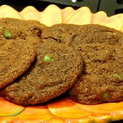 The Best Mint Chocolate Cookies Marianne