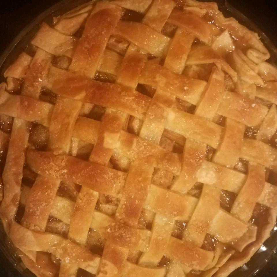 Grandma Ople's Apple Pie gwen durant