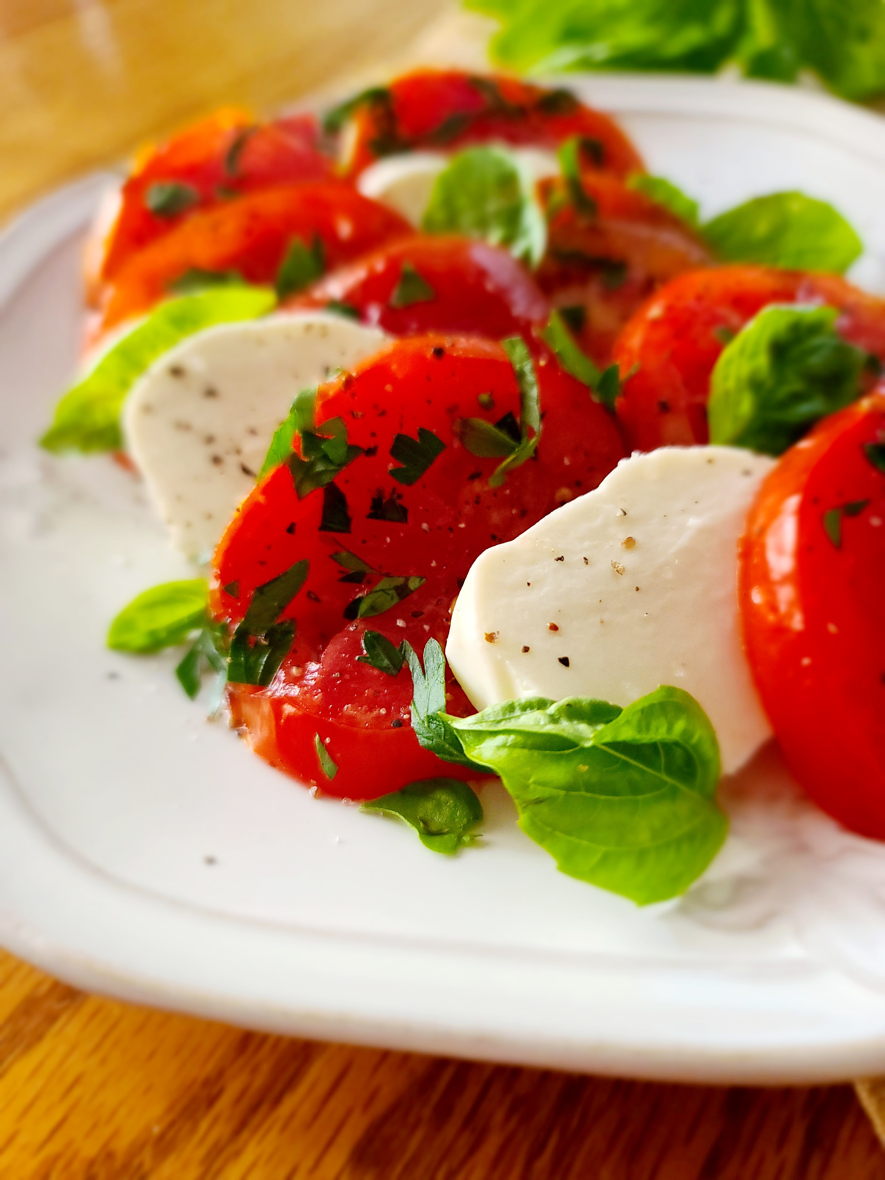 The Best Caprese Salad