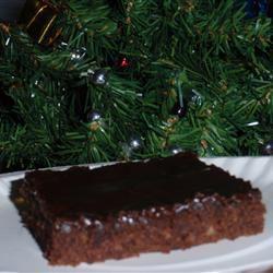 Cinnamon Mocha Sheet Cake sueb