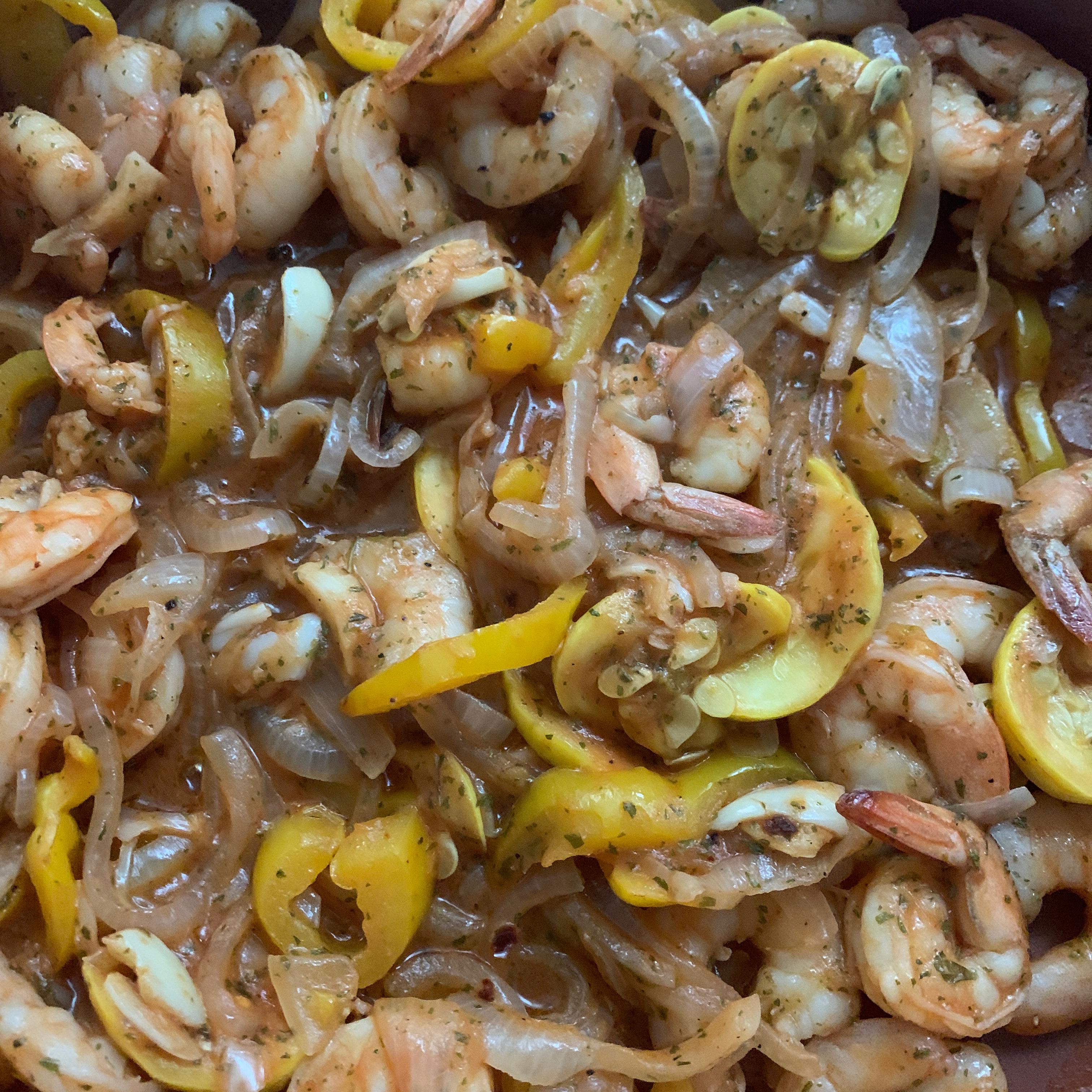 Camarones al Ajillo (Garlic Shrimp) Maybe An Angel