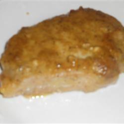 Honey-Dijon Pork Chops grillintime