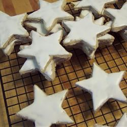 Cinnamon Stars My Husband's Wife