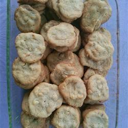 Beer Nut Cookies