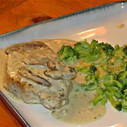 Amazing Pork Chops in Cream Sauce chefster