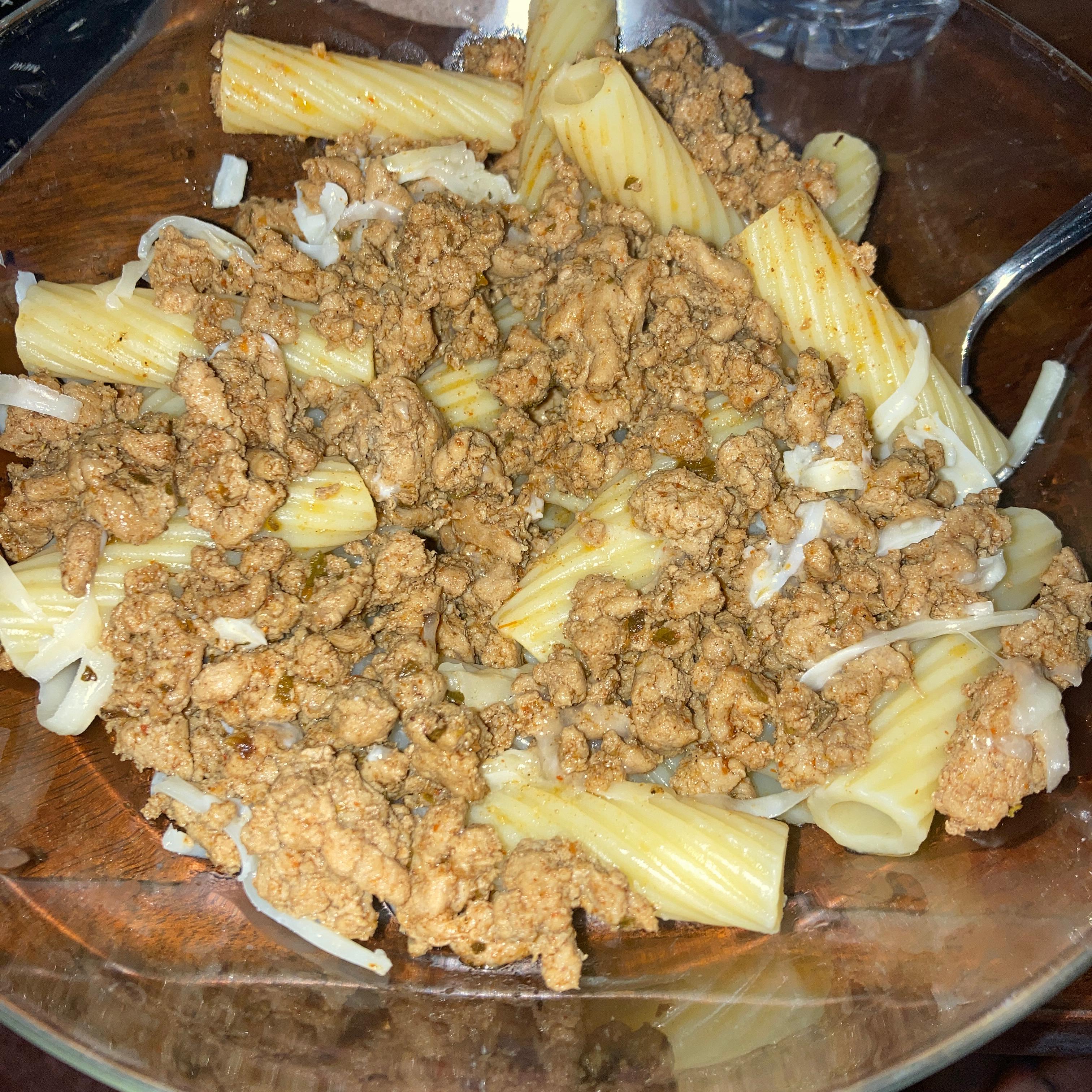 Ground Turkey Taco Meat