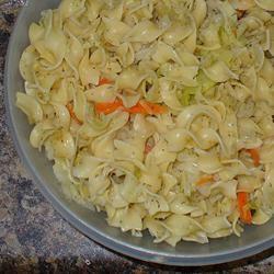 Polish Cabbage Noodles