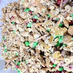 White Chocolate Party Mix Lucille
