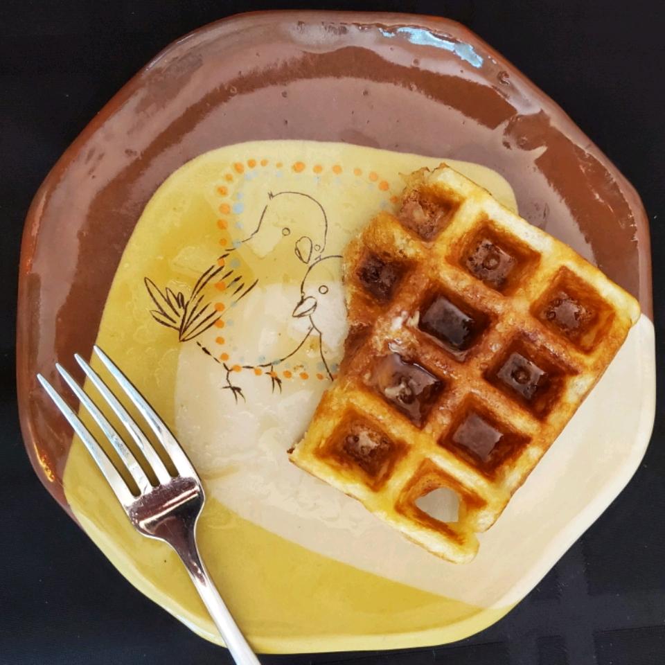Tender and Easy Buttermilk Waffles MOCKTURTLE