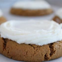 Gingerbread Cookie Frosting abmiller