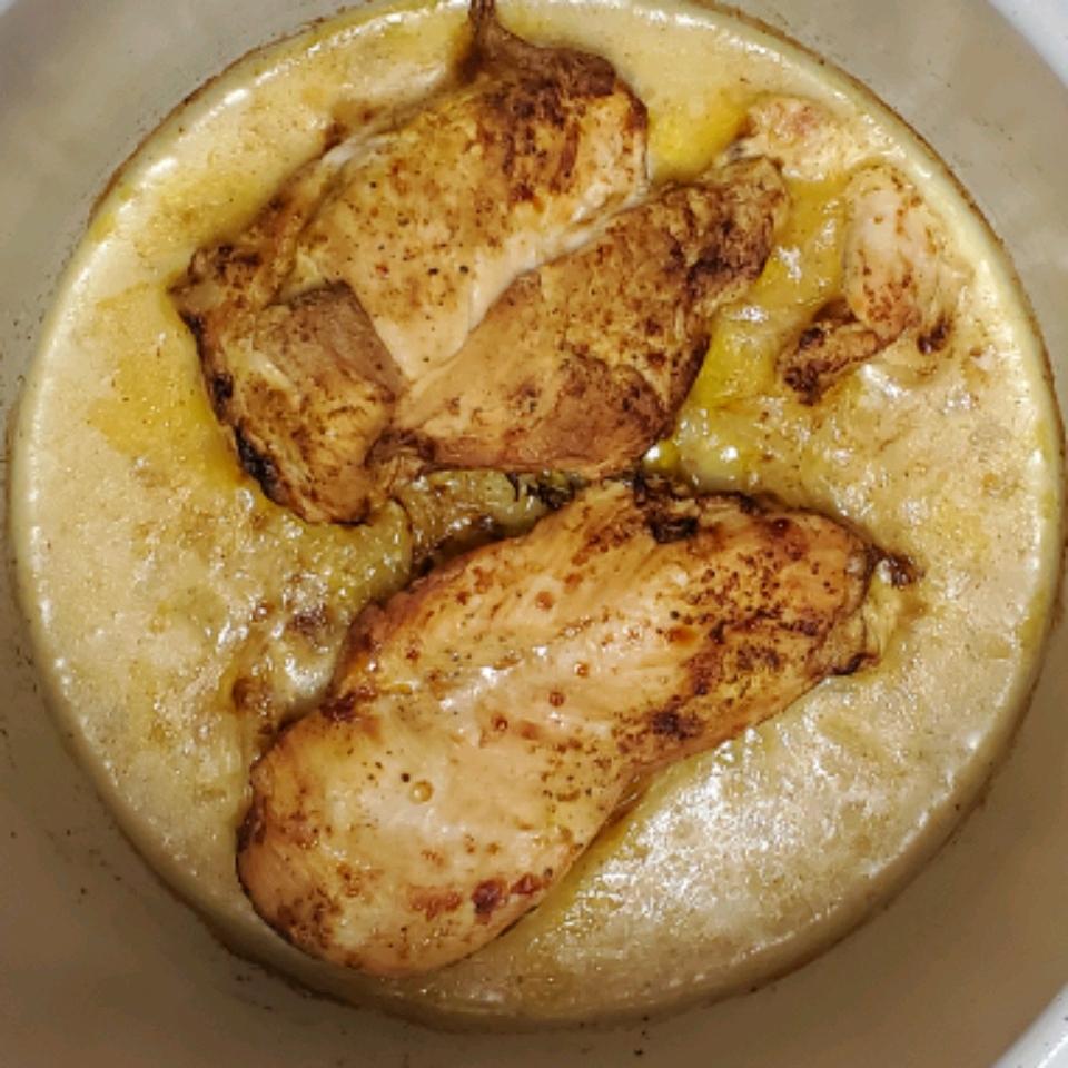 Chicken In Coconut Sauce Dori