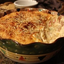 Hot Crab Dip aukrista1