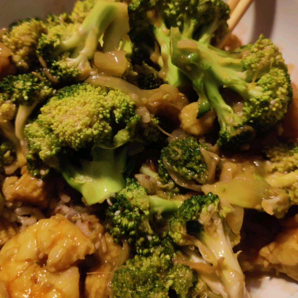 Instant Pot® Shrimp and Broccoli Carrie Walters McCormack