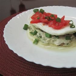 Easy Egg White Omelet Cynthia Ross