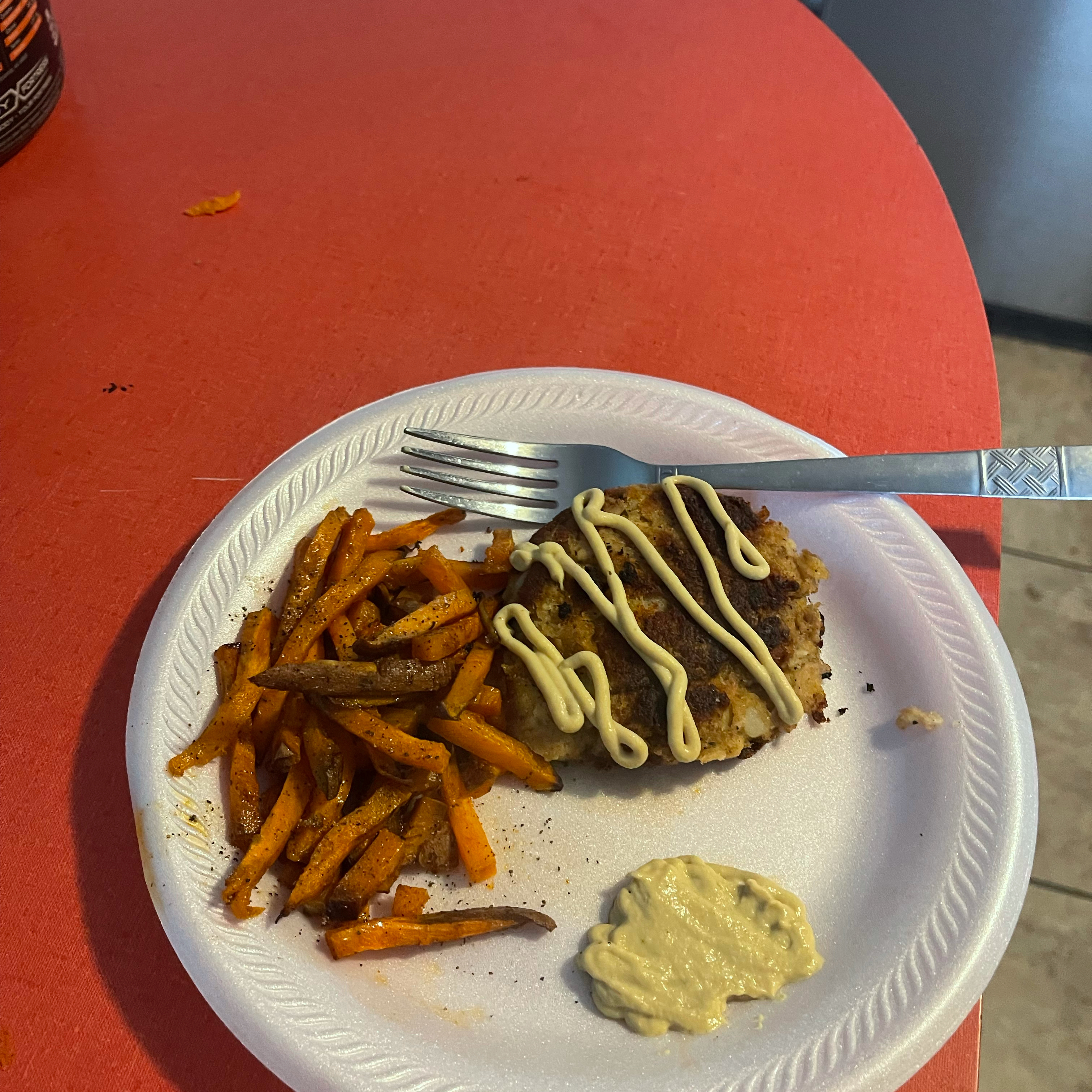 Spicy Baked Sweet Potato Fries JoAnna